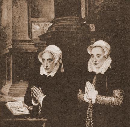 La famille de Decker, originaire d'Anvers – 1